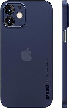 memumi Case per iPhone 12 Mini, Cover per iPhone 12 Mini 2020, Materiale PP Slim Custodia 0.3 mm Ultra Sottile Cover, Anti-Graffio e Resistente alle ...