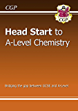 New Head Start to A-level Chemistry (CGP A-Level Chemistry) (English Edition)