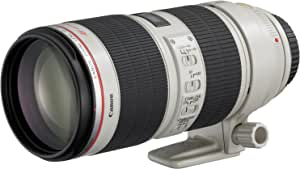 Canon EF 70-200mm f/2.8L IS II Telephoto Zoom Lens USM, Model EF70-200LIS2 - International Version