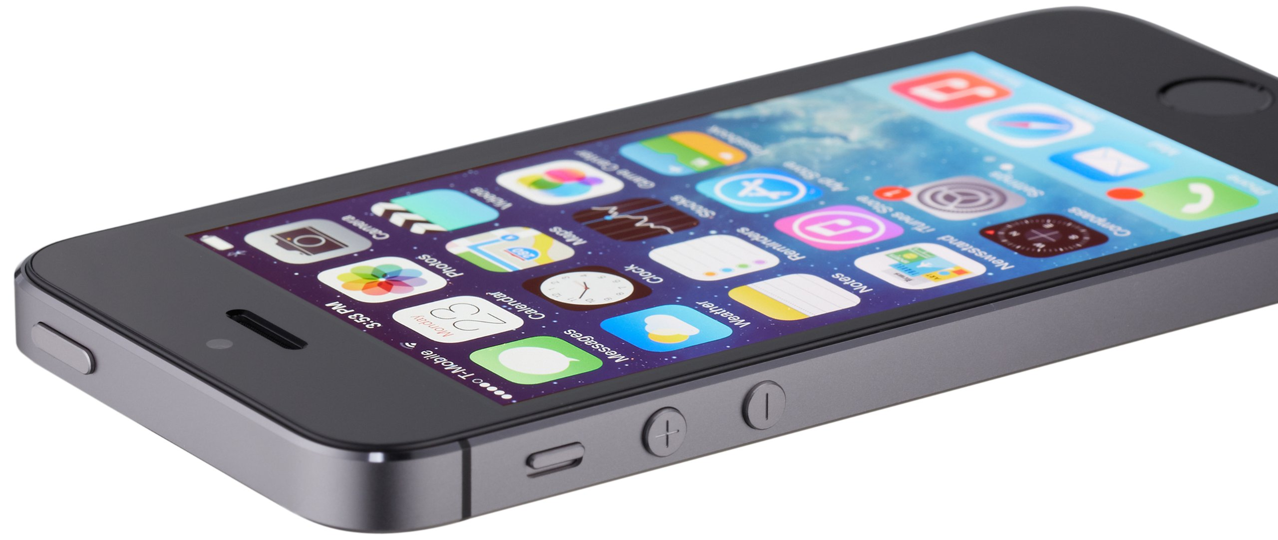 Apple Iphone 5s, 16GB - Unlocked (Space Gray) by Apple (Image #3)
