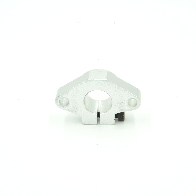 RobotDigg SHF16 Linear Shaft Rail Support Unit 16mm Linear Rod Rail Shaft Support Motion Pack of 2pcs