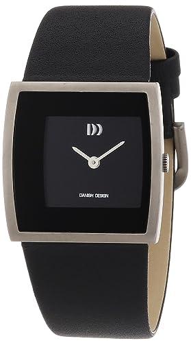 Analog Danish Leder Damen Quarz Design Armbanduhr 3326508 TJF1lKc