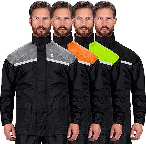 Viking Cycle Rainsuite for Men Rain Jacket