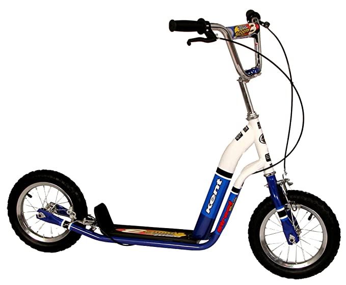 Kent Super Scooter, Azul/Blanco: Amazon.es: Deportes y aire ...