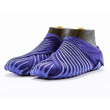 Vibram FiveFingers Furoshiki Original-Chaussures enveloppantes pour homme et femme - Divers coloris, Marbre, S (38-39)