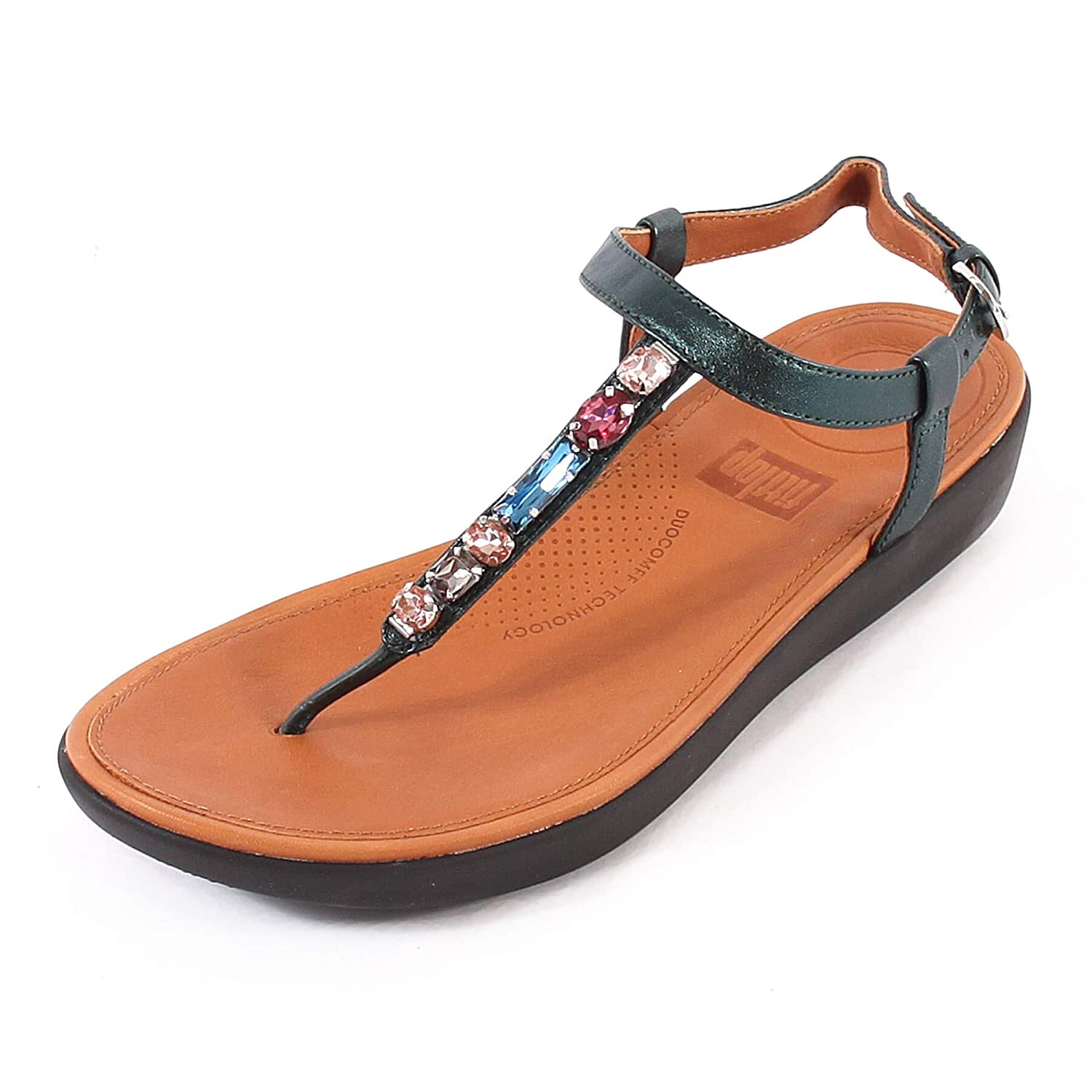 39d913597 Fitflop tia bewjewelled sandals shoes bags jpg 1500x1500 Fitflop shoes foot