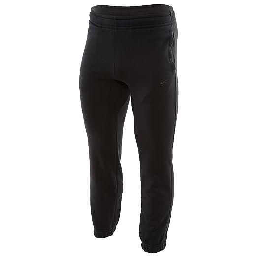 9c93cee06130 Nike Mens SB Icon Fleece Sweatpants Black White 882830-010 Size Small