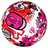 """American Educational Vinyl Clever Catch Drug and Alcohol Use Topics Ball, 24"""" Diameter"""