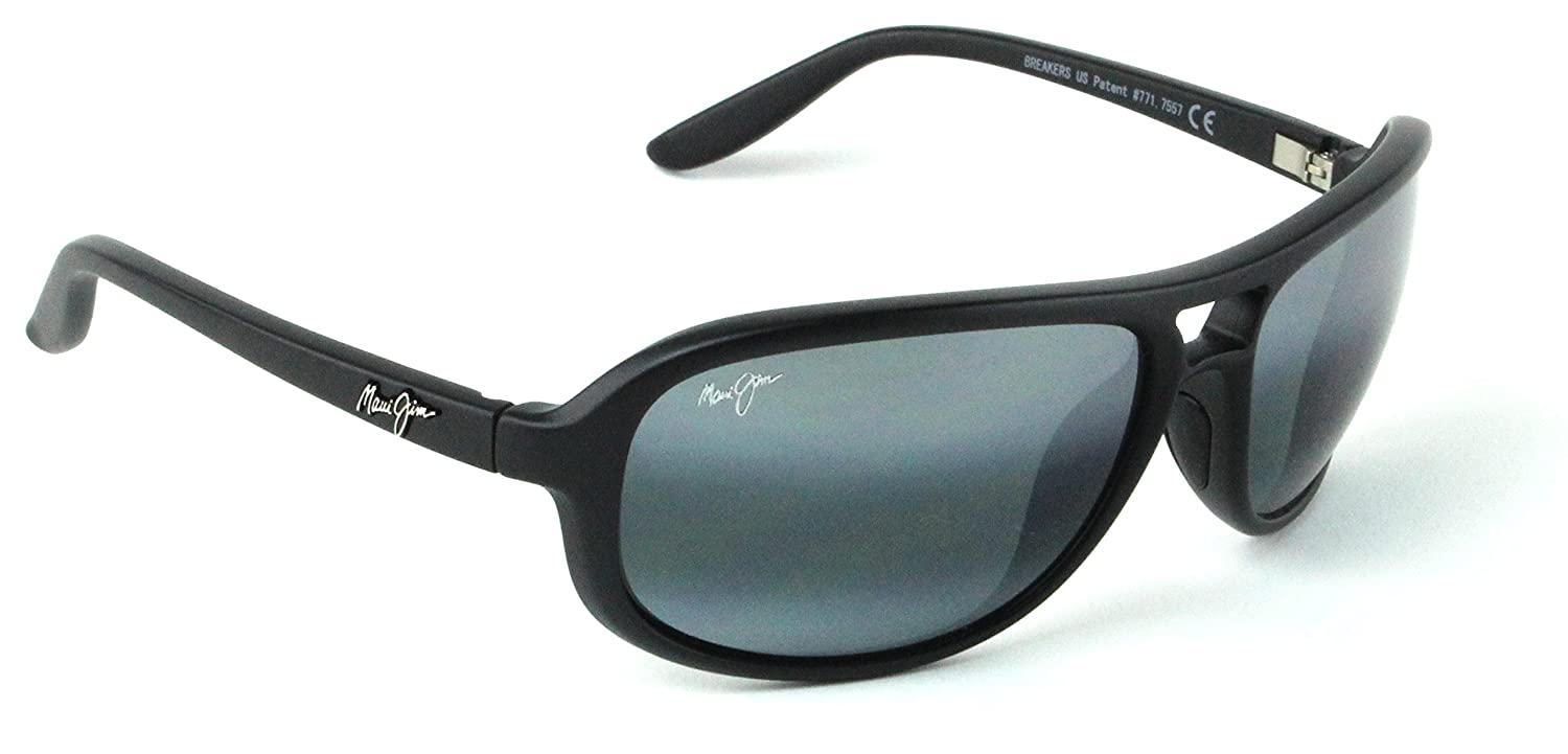 b260dfd51754 Amazon.com  Maui Jim HS717-16 APAPANE Gold w Pink Frame  Polarized HCL  BRONZE Lens  Clothing
