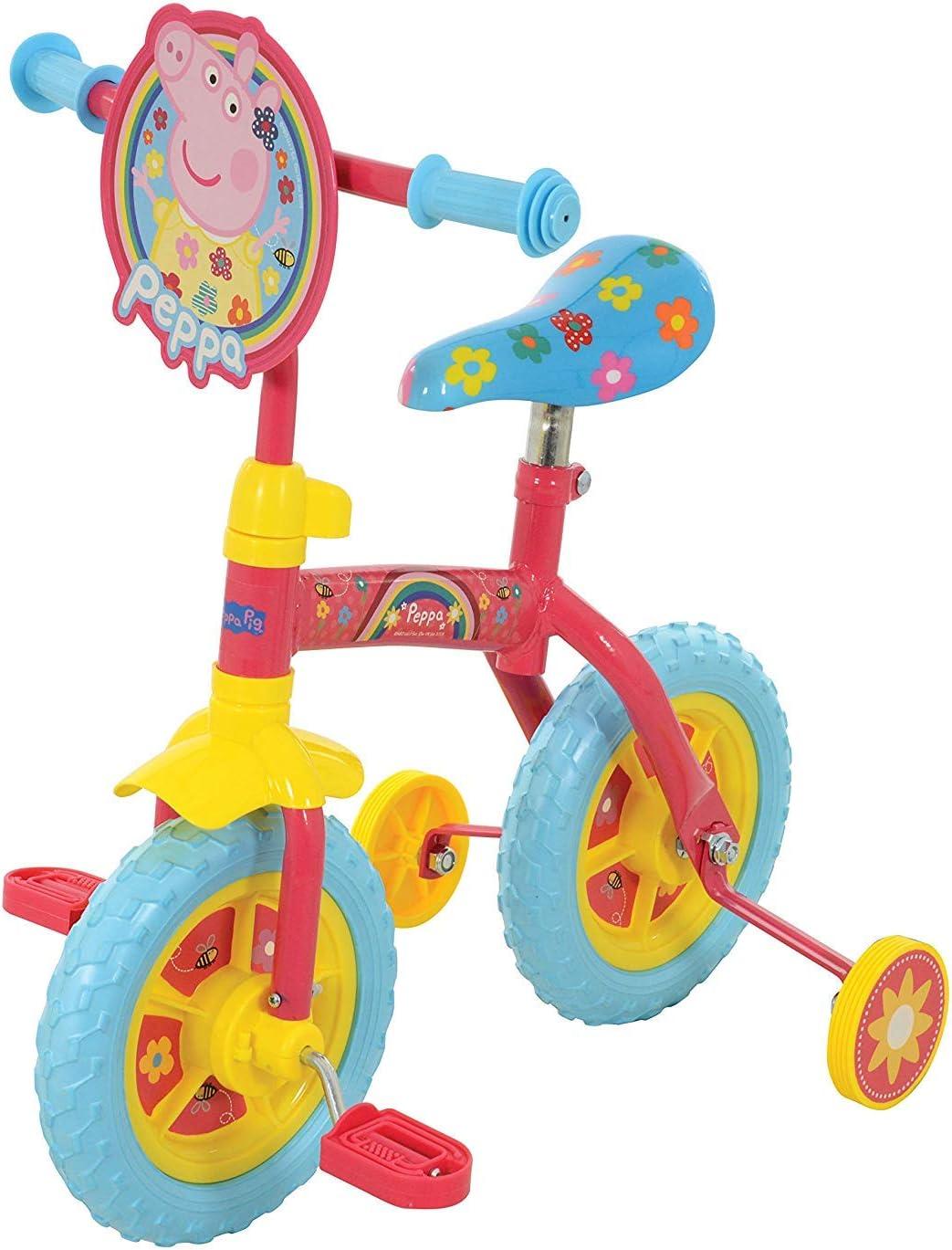 Peppa Pig - Bicicleta (M04829-01): Amazon.es: Juguetes y juegos