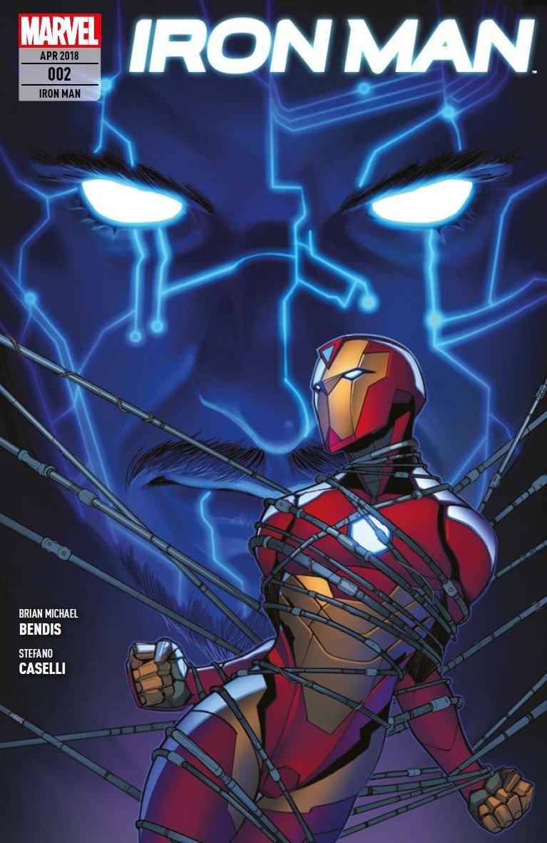 Iron Man: Bd. 2 (2. Serie): Tony Starks letzter Trick