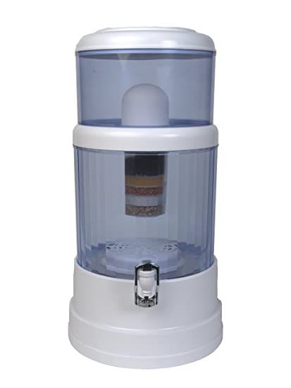 Zen Water Systems Countertop Filtration And Purification System 6 Gallon