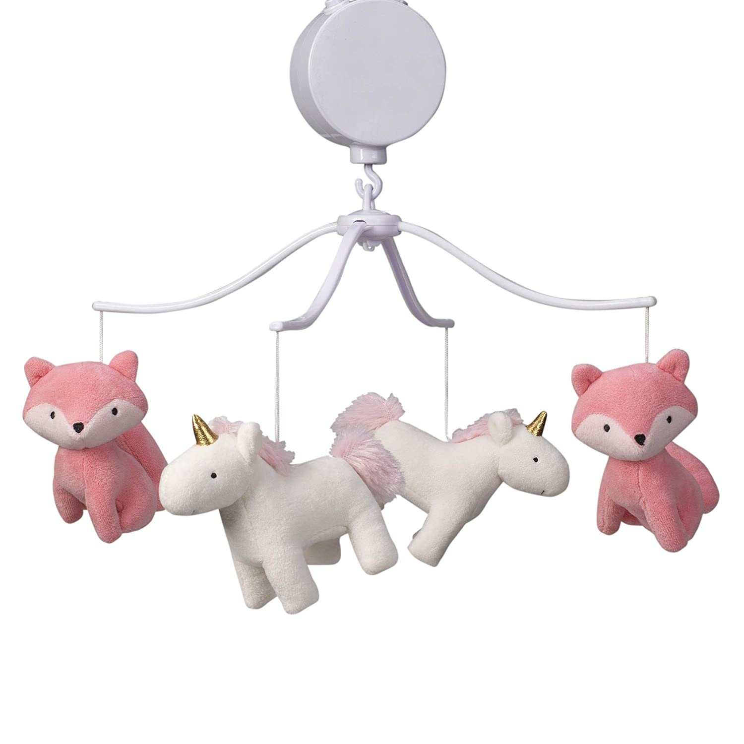 Amazon.com: Bedtime Originals Rainbow Unicorn Musical Baby ...