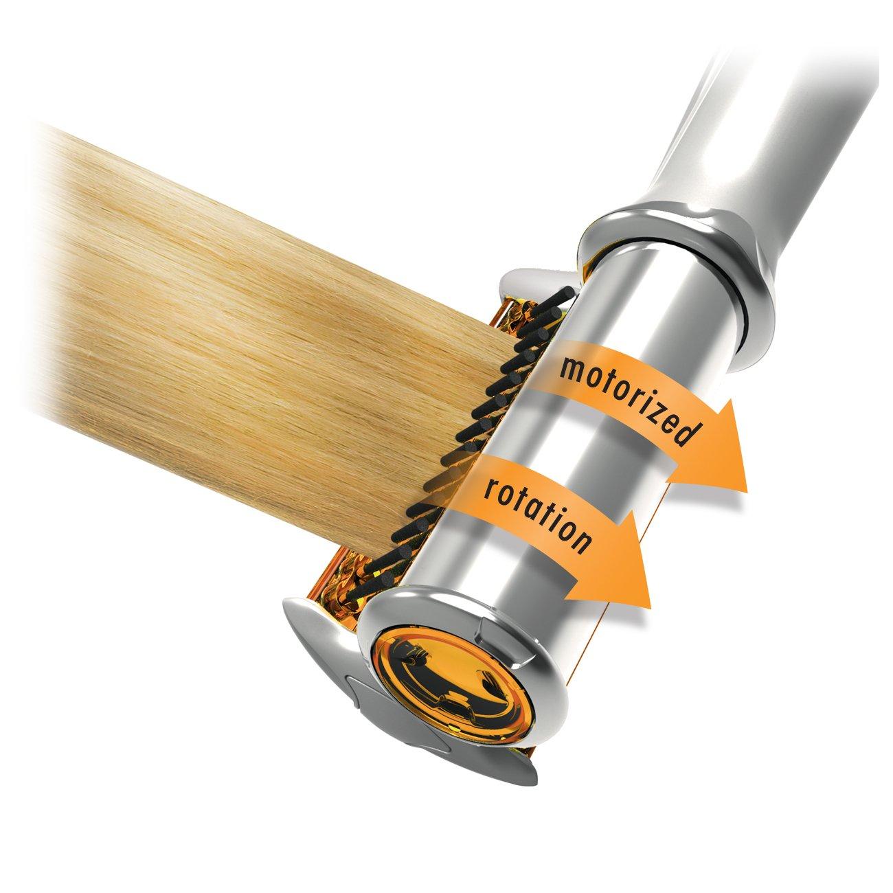 InStyler 32 mm Plata Titanio Giratoria Hierro: Amazon.es: Salud y cuidado personal