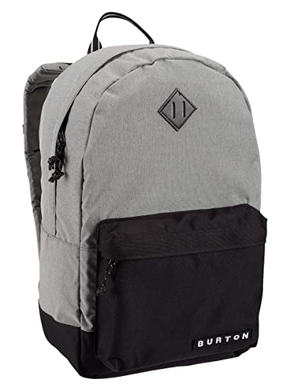 Burton Kettle Mochila, Unisex Adulto, (Gris Heather), Talla única