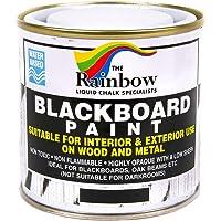 Pintura negra para pizarra 250ml.