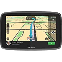 TomTom Go Professional 620 GPS Truck Sat Nav with Full European Lifetime Maps and Traffic Services (via Smartphone) Designed for Truck, Coach, Bus, Caravan, Motor-homes and Large Vehicles