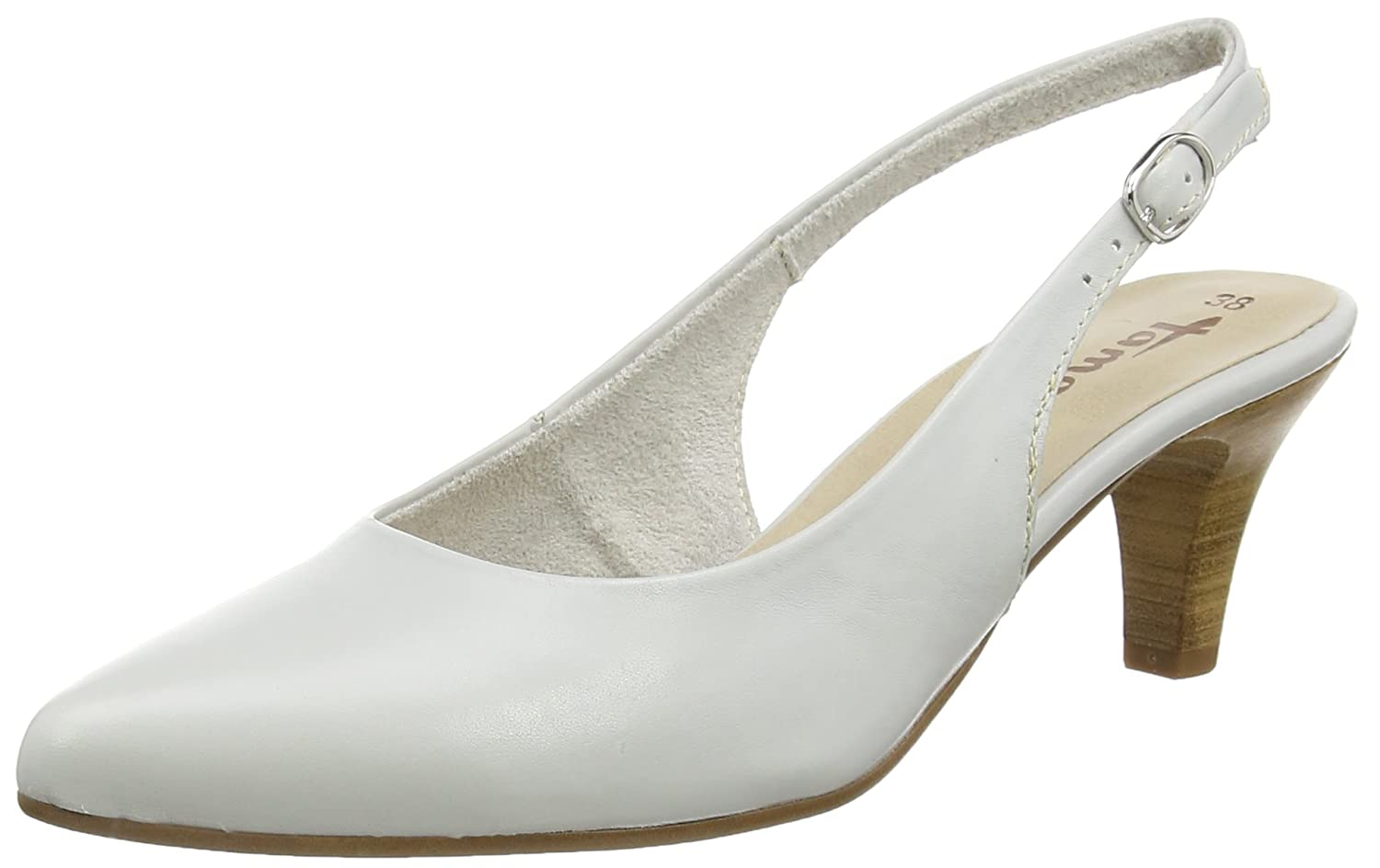 Grau (Light grau 204) Tamaris Damen 29608 Slingback