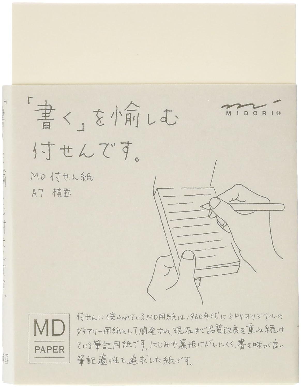Midori 19030006–Fogli adesivi Pad, A7