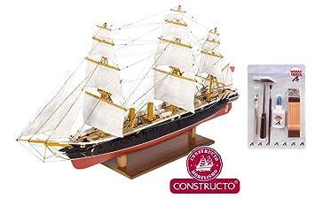 Outletdelocio Constructo 80845. Maqueta de Barco en Madera ...