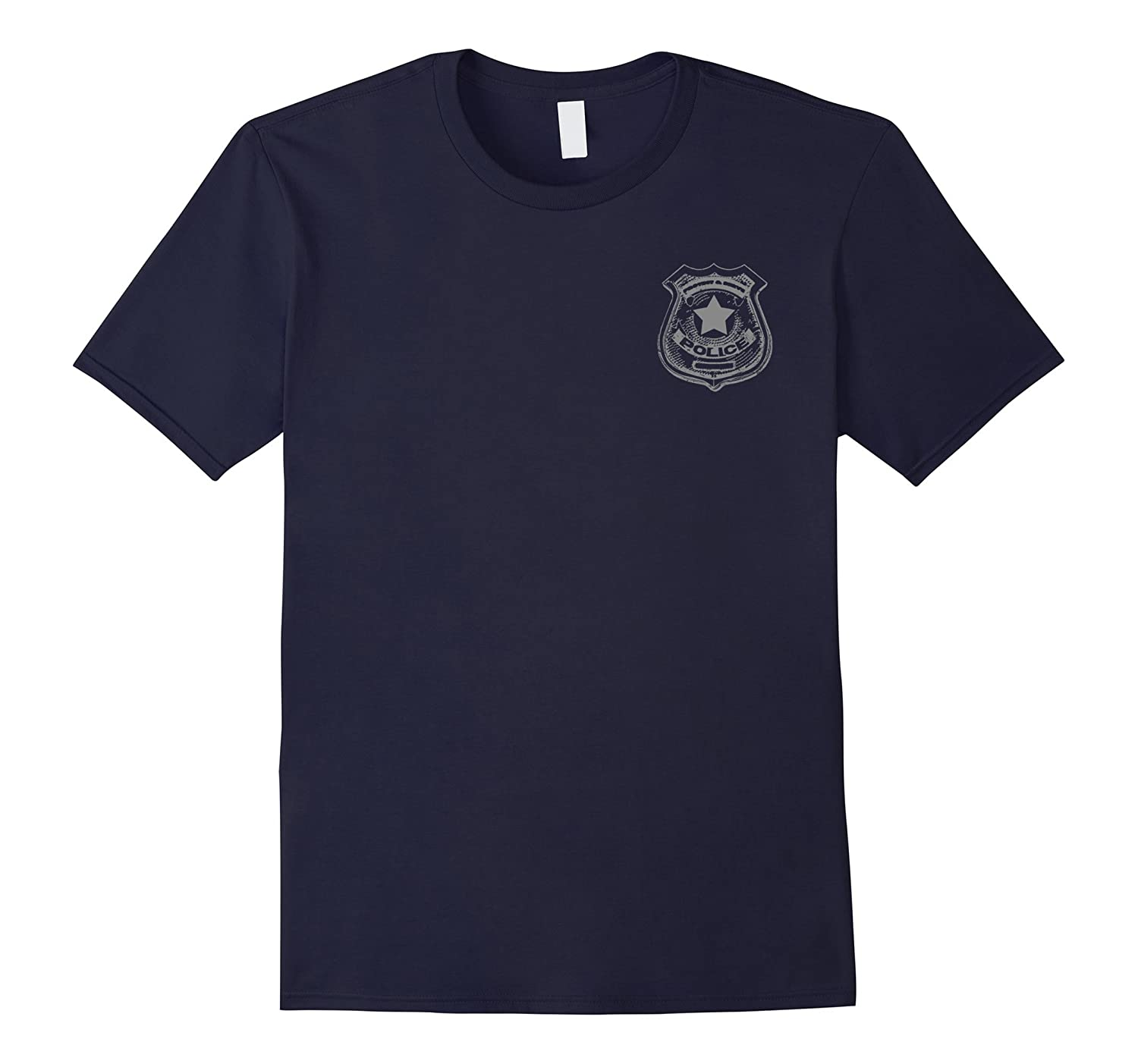 Police Sheepdog Police T Shirts Police Career Police Support-RT