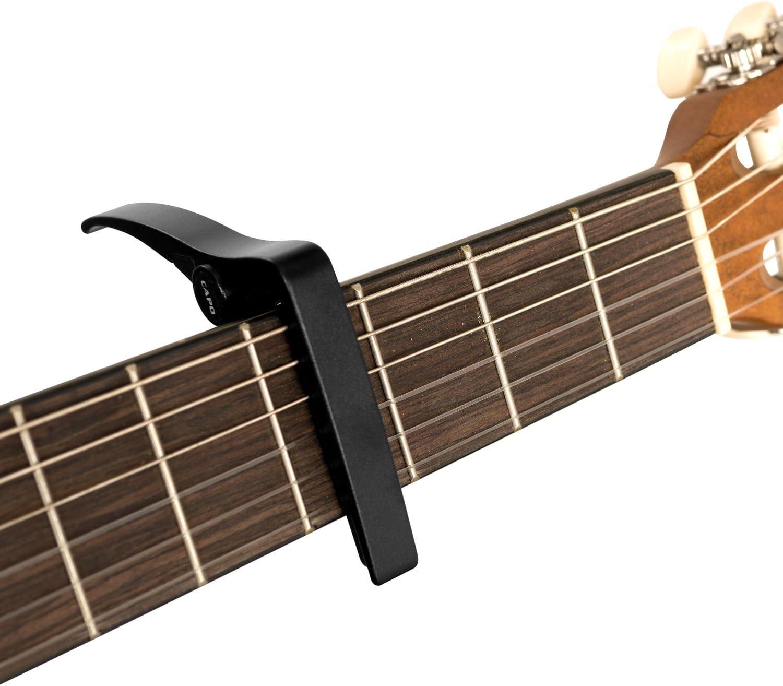 CASCHA HH 2038 – Cejilla para guitarra concierto y clásica ...