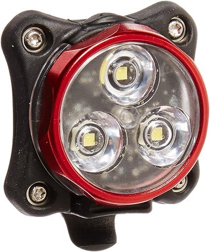 Lezyne Femto Drive Bike LED Safety Front Head Light Red