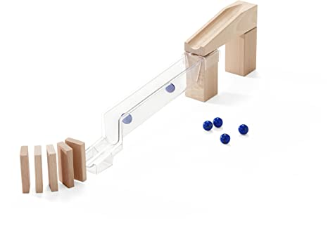 Amazoncom Haba Ball Track Complementary Set Marble Canyon