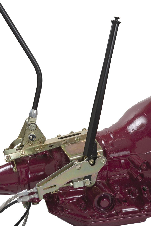 Lokar XEHB-7016 Black 16 Transmount Emergency Handbrake