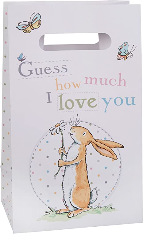 Guess How Much I Love You Party Set Cups Plates Bunting For 8 Guests