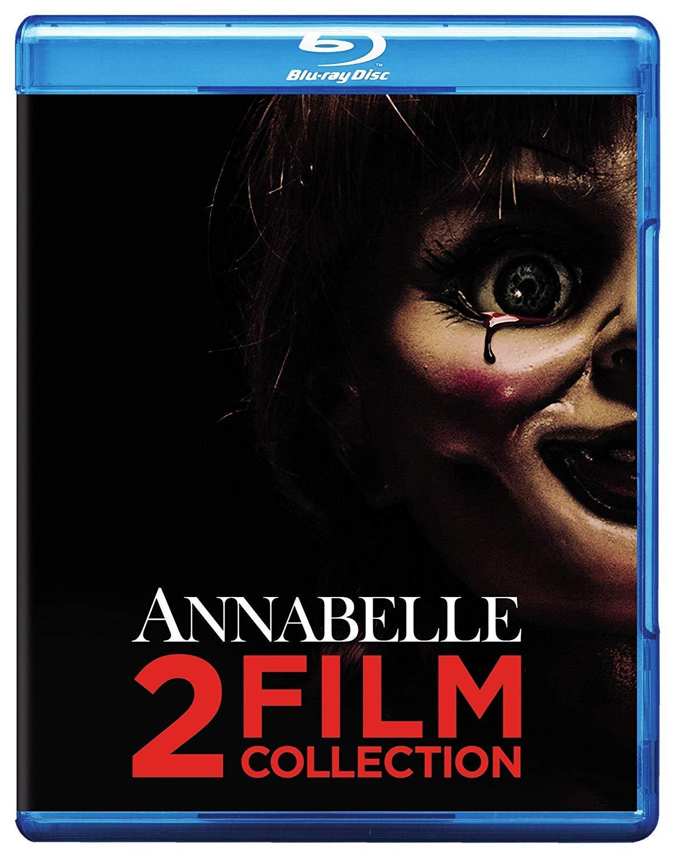 Annabelle/Annabelle Creation (DBFE) (BD) [Blu-ray]
