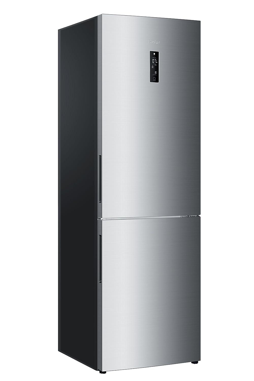 Haier C2FE-836CFJ - Frigorífico (Independiente, Aluminio, Acero inoxidable, Derecho, 352L, 400L, SN, T): Amazon.es: Grandes electrodomésticos