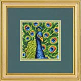 Dimensions Needlepoint Kit, Colorful Peacock