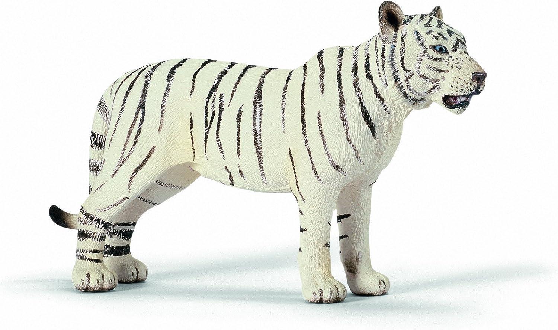 Wild Life Tigerjunges weiß spielend NEU! Schleich 14385