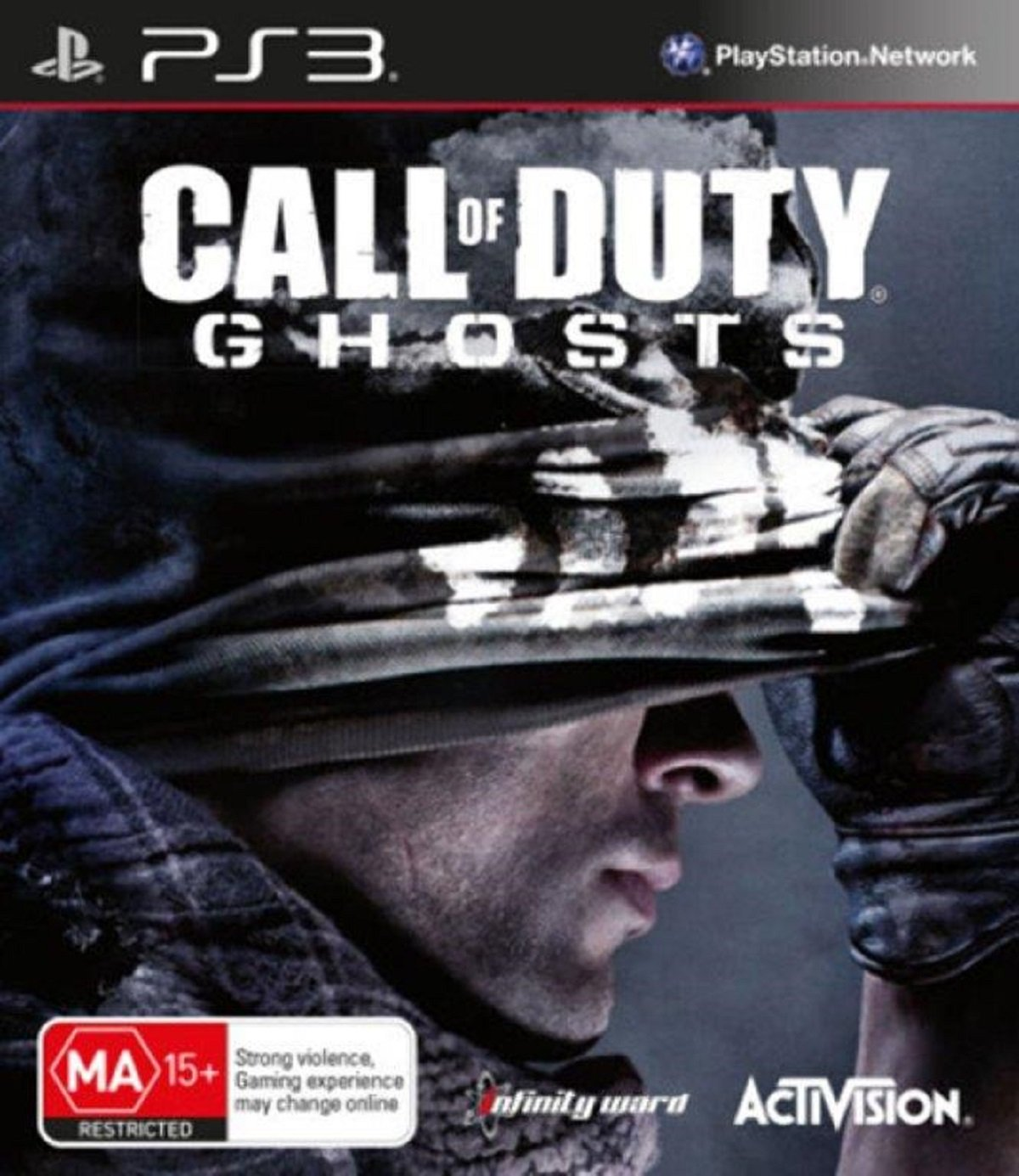 Call of Duty: Ghosts (PS3) product image