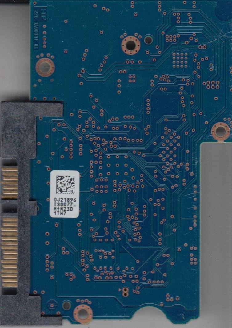 Toshiba SATA 3.5 PCB 0A90381 DT01ACA100 AA10//750 HDKPC03A0A02 S