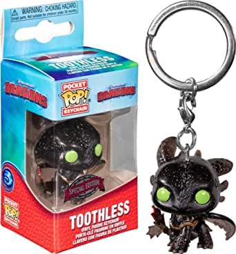 Funko Pocket POP! Dragons - Toothless Exclusive