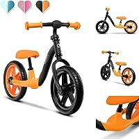 Lionelo Alex Bicicleta de equilibrio 39 x 88 x 50-58 cm Para menores hasta 30 kg…