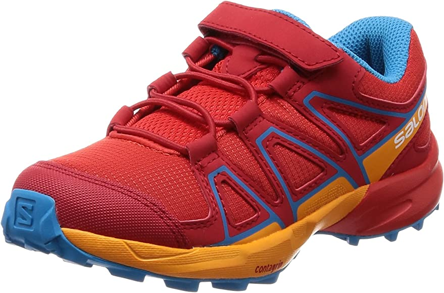 Salomon Speedcross Bungee K, Zapatillas de Trail Running Unisex ...