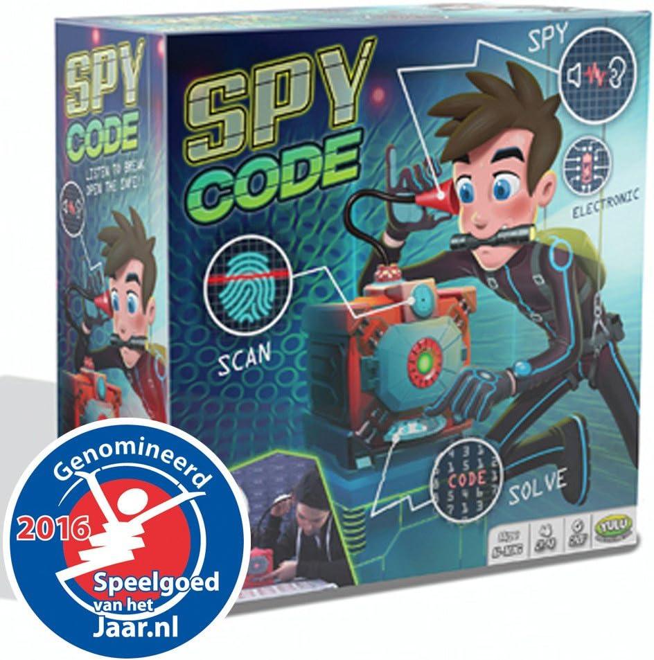 IMC Toys - Juego Código Espía 1387059.: Amazon.es: Juguetes y juegos