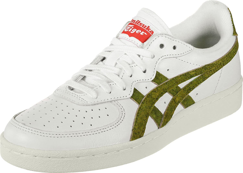 Onitsuka Tiger GSM Shoes White/Green