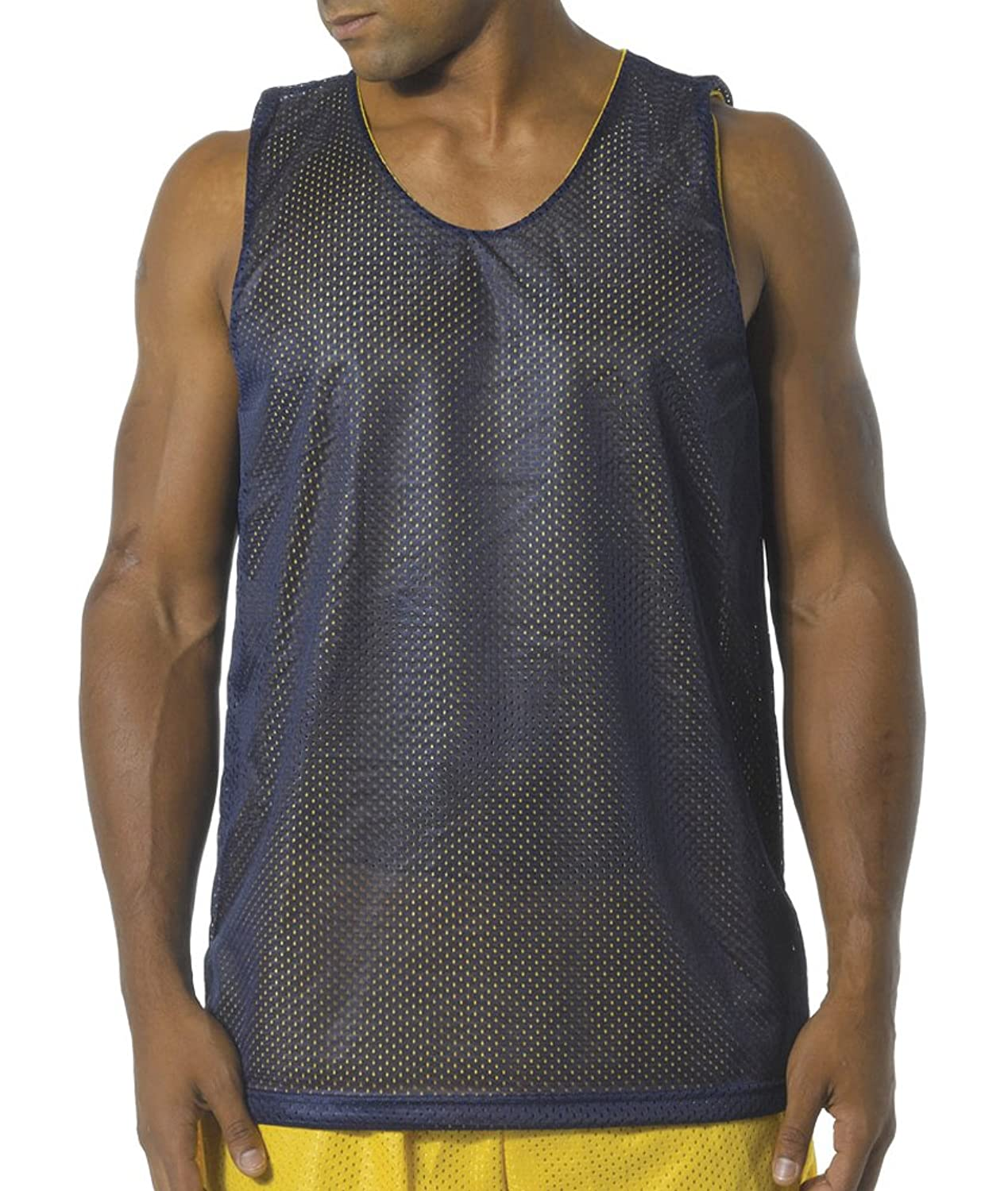 A4 Men's Home and Away Reversible Mesh Tank