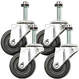 Steiner 54604HD Swivel Caster Wheel for