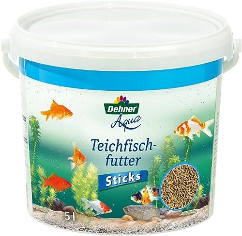 Dehner-Aqua-Teichfisch-futter