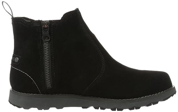 Viking Damen Hervor Chelsea Boots, Schwarz (Black/Grey 203), 37 EU:  Amazon.de: Schuhe & Handtaschen