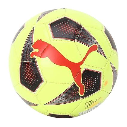 Puma Big Cat 2 Balón de fútbol tamaño 3 Amarillo de color rojo de ...