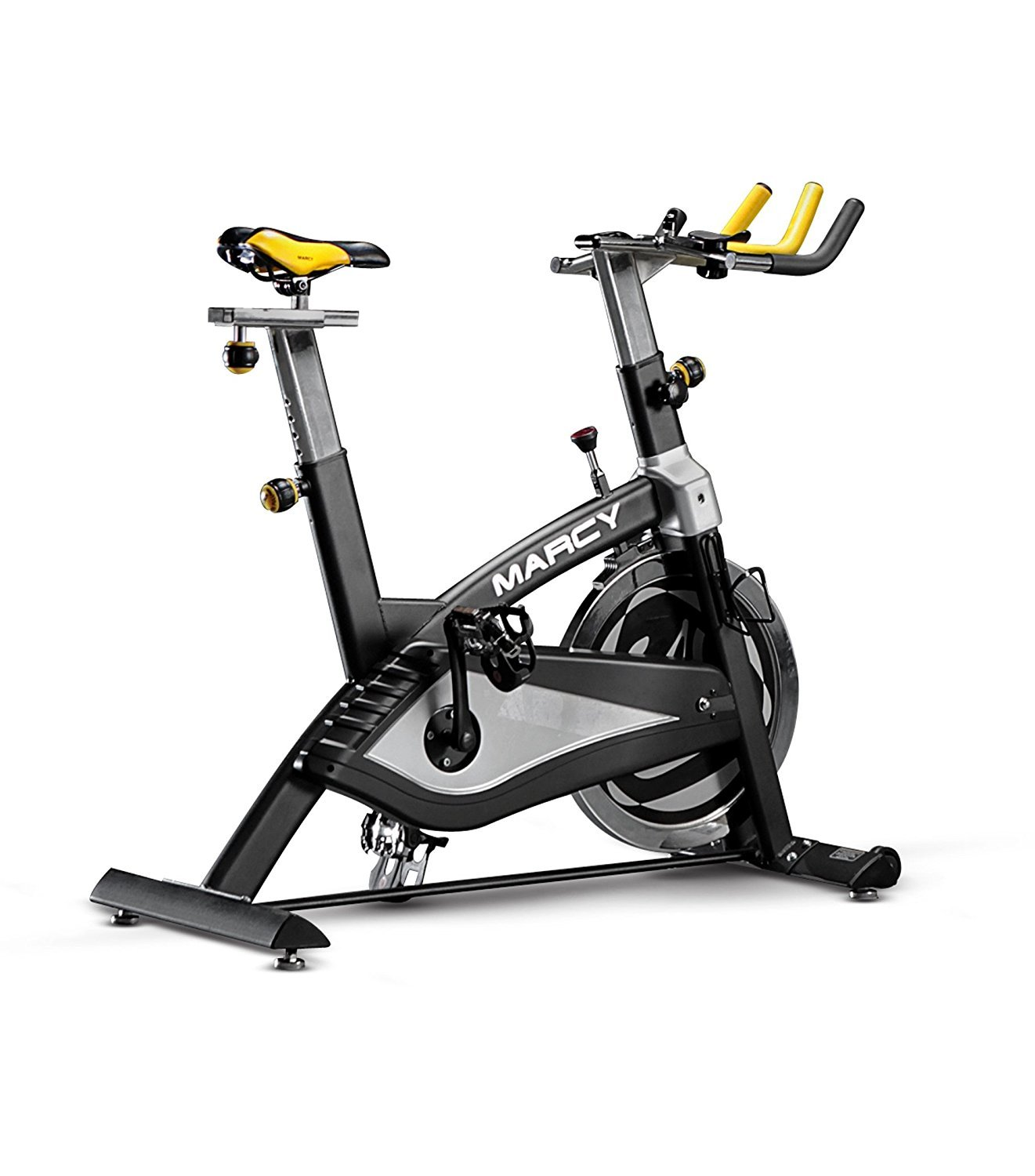 Amazon.com : Marcy Club Revolution Indoor Cycle / Upright Exercise Bike  JX-7038 : Exercise Bikes : Sports & Outdoors