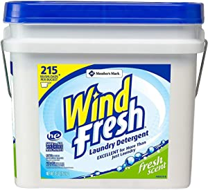 WindFresh Powder Laundry Detergent (35 lbs., 215 loads)