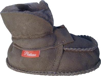 10d1cf2a0795d9 Plateau Tibet - ECHT LAMMFELL Baby Kinder Schuhe Babyschuhe Krabbelschuhe  Jungen Mädchen Lammfellschuhe Stiefel Booties - in verschiedenen Größen  ...