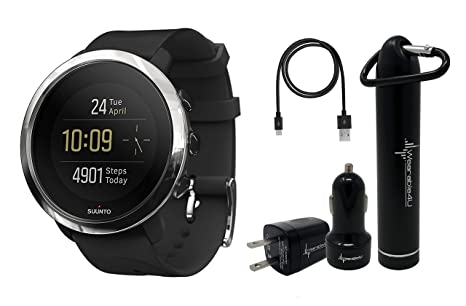 Amazon.com: Suunto 3 Fitness Multisport Watch with Heart ...